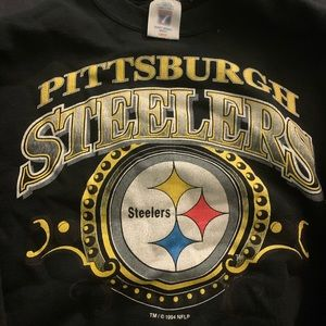 LOGO 7 Shirts - Pittsburg Steelers Pullover